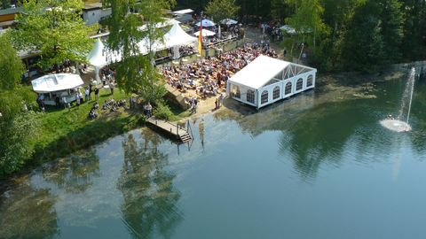 Am Springhorstsee - Over 1000 persons