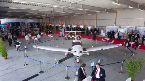 Airport Hannover - Flugzeughalle 14 - Major events