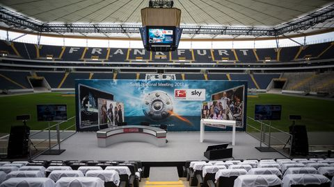 Commerzbank-Arena - Conference rooms
