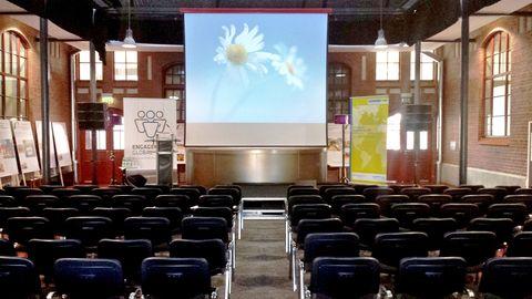 BallinStadt Auswanderermuseum - Conference rooms