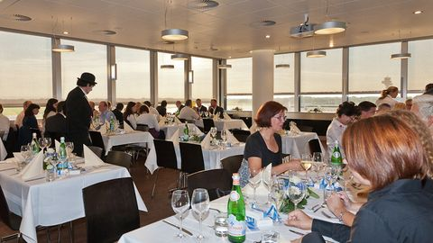 Airport Hannover - Skylight - Event rooms