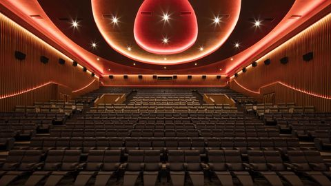 ASTOR Grand Cinema Hannover - Special locations
