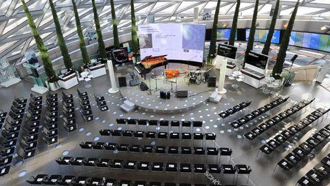 BMW Welt - Congress rooms
