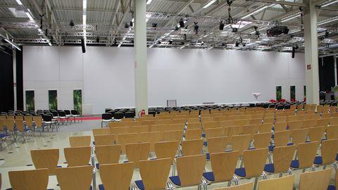 Océ Customer Experience Center - Congress rooms