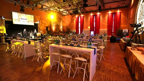 Apostelhalle Hannover / Restaurant XII Apostel - Up to 300 persons