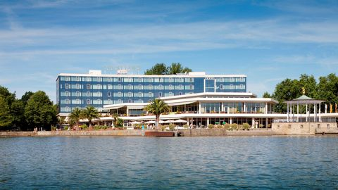 Courtyard by Marriott Hannover Maschsee - Wedding in a hotel