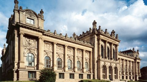 Landesmuseum Hannover - Party locations