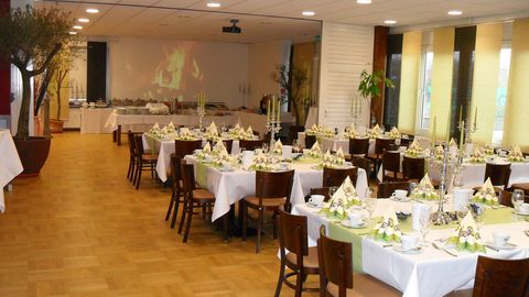 Clubhaus Hannover 96 - Wedding locations