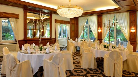 BEST WESTERN PREMIER Parkhotel Kronsberg - Wedding in a hotel