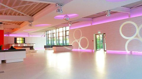 1'st Floor - Event rooms