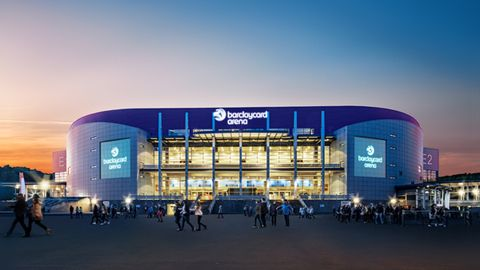 Barclaycard Arena - Major events