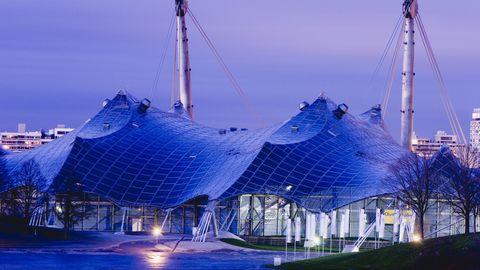 Olympiapark München - Congress rooms