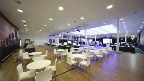 Designhotel + Congress Centrum Wienecke XI. - Over 1000 persons