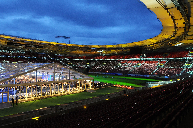 Image gallery mercedes benz arena for Mercedes benz stadium concerts